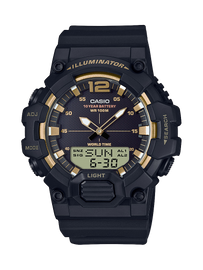 Casio Analog-Digital Watch HDC-700-9AV