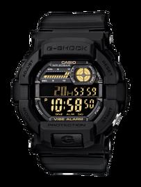 Casio G-Shock Black Digital Watch GD-350-1B
