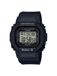 Casio Baby-G Classic Matte Black Digital BGD-560-1D