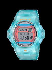 Casio Baby-G Semi-Transparent Sport Watch BG-169R-2C