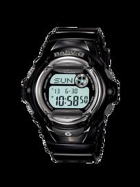 Casio Baby-G Black Digital Watch BG-169R-1D