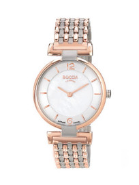 Boccia Ladies Two-Toned Titanium Watch 3238-05