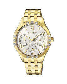 Citizen Ladies Dress Watch with a White Dial ED8172-51A