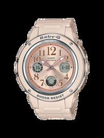 Casio Baby-G Pink Casual Watch BGA-150CP-4B