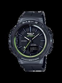 Casio Baby-G Step Tracker Black BGS-100-1A