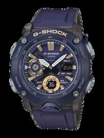 Casio G-Shock Blue Analog Watch GA-2000-2A