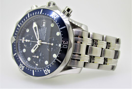 Omega Automatic Seamaster Chronograph c.2007 SOLD