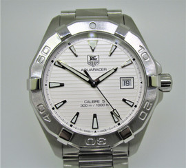Tag Heuer Aquaracer Calibre 5 Automatic c.2015