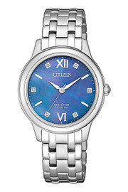 Citizen Ladies Eco-Drive Diamond EM0720-85N