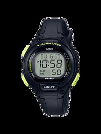 Casio Black Digital Watch LW-203-1B