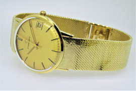 Eterna 18ct Gold Automatic Eterna-Matic
