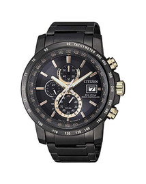 Citizen  Eco-Drive Chronograph Radio Controlled Watch AT8127-85F