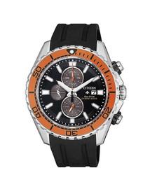 Citizen Promaster Diver Eco Drive Chronograph Watch CA0718-13E
