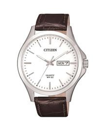 Gents Stainless Steel Citizen Quartz BF2001-12A