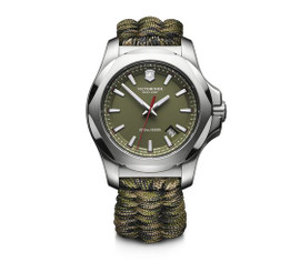 Gents Victorinox Inox Green 241727