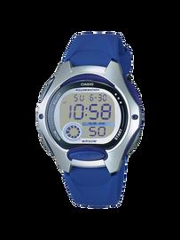 Casio Blue Digital LW-200-2A