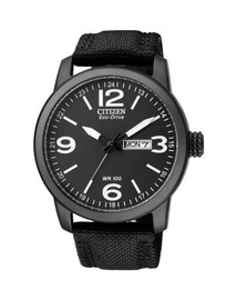 Gents Stainless Steel Citizen Eco-Drive BM8475-34E