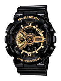 Casio G-Shock Dual  GA-110GB-1ADR