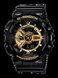 Casio Gents G-Shock Quartz Duo GA-110GB-1A