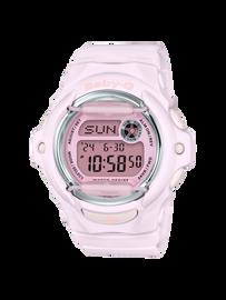 Casio Baby-G Digital Q Matte Pink BG-169M-4DR