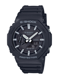 Casio Black G-Shock Slim Duo GA-2100-1A