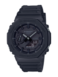 Casio G-Shock Slim Duo Black GA-2100-1A1