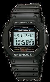 Casio G-Shock Black Digital DW-5600E-1V