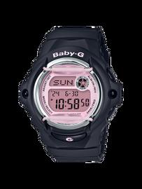 Casio Baby-G Black & Pink Digital Watch BG-169M-1DR