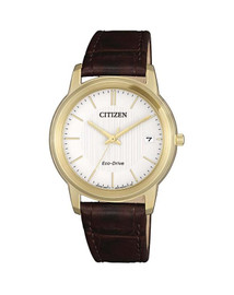 Citizen Ladies Gold-Tone Eco Drive Dress Watch FE6012-11A