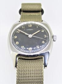 """Lemania """"Majetek"""" Czech Military Air Force watch"""