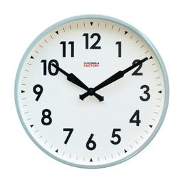 Cloudnola Factory Sage Numbers Clock 0109