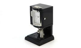 Collectable Coffee Machine Clock C3017BK