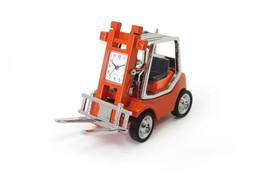 Collectable Forklift Clock C3437OG