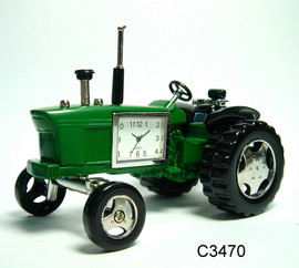 Collectable Classic Tractor Clock C3470G