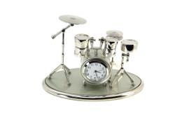 Collectable Drum Set Clock CC3373S