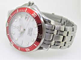 Omega Seamaster 2010 Vancouver Olympic Games Limited Edition SOLD
