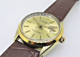 Rolex Oyster Date Gold Capped c.1983 SOLD