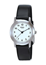 Boccia Ladies Titanium Quartz Watch 3291-01