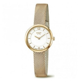 Boccia Ladies Titanium Quartz Watch 3266-08