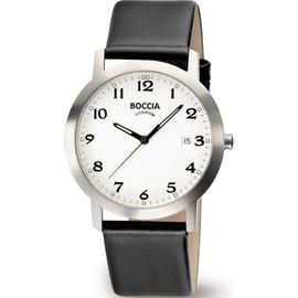 Boccia Gents Titanium Quartz Watch 3618-01