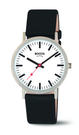 Boccia Midsize Titanium Quartz Watch 3651-01