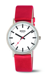Boccia Midsize Titanium Quartz Watch 3651-03