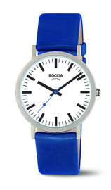 Boccia Midsize Titanium Quartz Watch 3651-04
