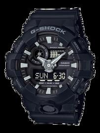 Casio Gents G-Shock Quartz Duo GA-700-1B SOLD