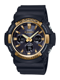 Casio Gents G-Shock Solar Duo GAS-100G-1A