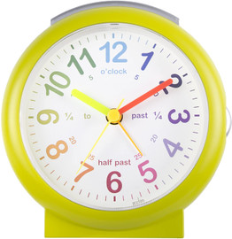 Acctim 'Lulu 2' Time Teaching Alarm Clock AC15215