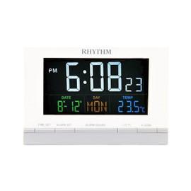 Rhythm Alarm Clock LCT088NR03