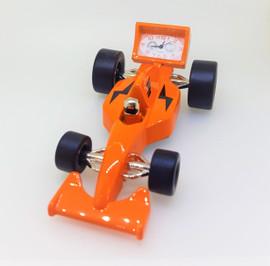 Collectable Racing Car Clock CC665OG