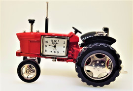 Collectable Classic Tractor Clock CC3470R