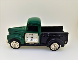 Collectable Vintage Truck Clock CC3566GN
